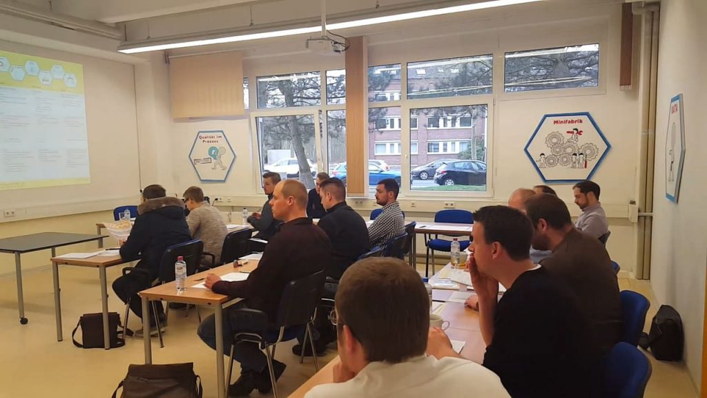 3P Lean Management Training praxisnah und spielerisch