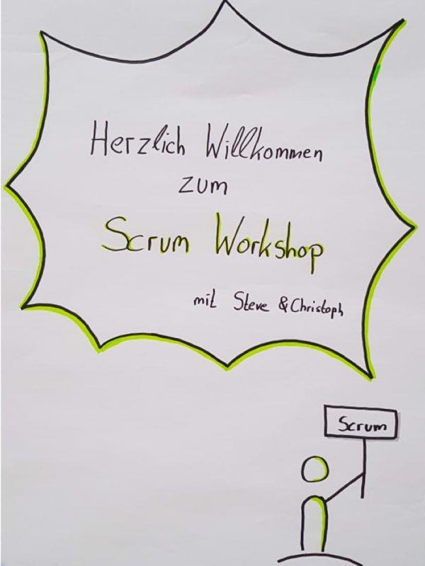 scrum seminar im IMPULS Trainingscenter in Köln