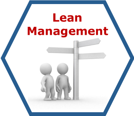 Lean Management Seminar/Training/Workshop Icon