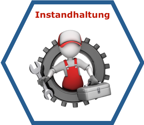 Instandhaltung Lean Management Seminar/Training/Workshop Icon