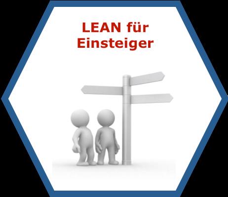 Lean für Einsteiger Lean Management Seminar/Training/Workshop Icon