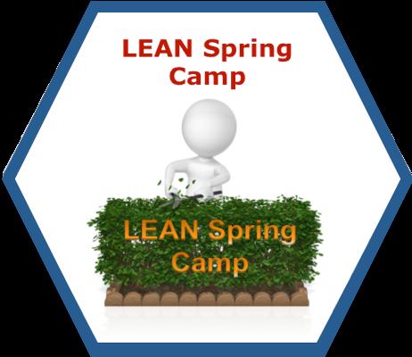 Lean Spring Camp Lean Management Seminar/Training/Workshop Icon