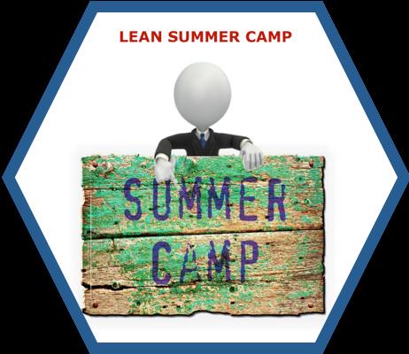 Lean Summer Camp Lean Management Seminar/Training/Workshop Icon