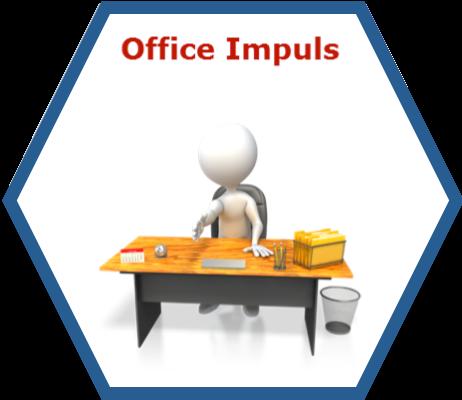 Office Impuls Lean Management Seminar/Training/Workshop Icon