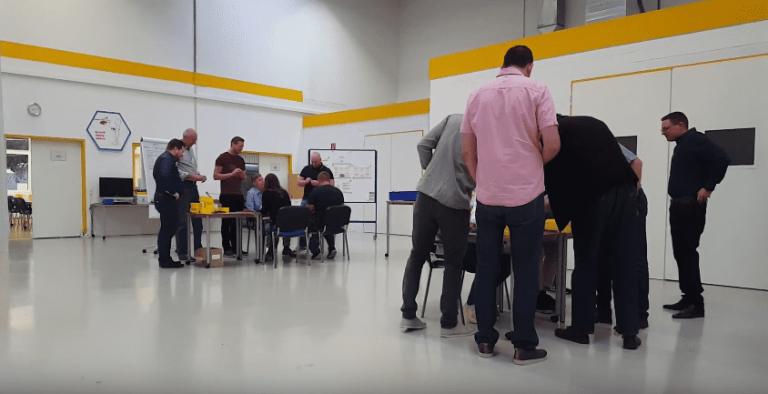 Lean Management für Einsteiger Training im IMPULS Trainingscenter